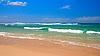 Peaceful beach scene | Stock Foto