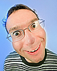 ID 3016690 | Смешной удивленный мужчина | Фото большого размера | CLIPARTO