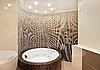 Bathroom with jacuzzi and mosaic  | Stock Foto