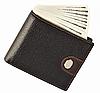 US dollars in black wallet | Stock Foto