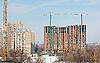 Photo 300 DPI: New tall modern buildings