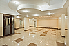 Photo 300 DPI: Roomy hall of modern residential building