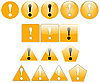 ID 3017282 | Ausrufezeichen | Illustration mit hoher Auflösung | CLIPARTO