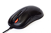 Photo 300 DPI: Black computing mouse
