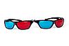 3D 안경 | Stock Foto