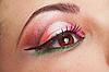 ID 3017647 | Make-up Auge | Foto mit hoher Auflösung | CLIPARTO
