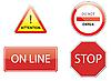 Photo 300 DPI: Traffic sign