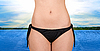 Фото 300 DPI: пляжный бикини