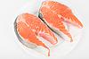 ID 3019150 | Red fish steak | Foto stockowe wysokiej rozdzielczości | KLIPARTO