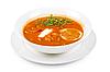 Solyanka soup   Stock Foto