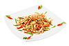Photo 300 DPI: Chinese salad