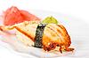 Photo 300 DPI: unagi sushi