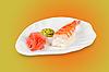 握寿司 | 免版税照片