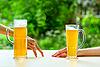 Photo 300 DPI: beer romantic