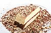 Photo 300 DPI: chocolate cake with nuts