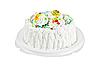Fruit jelly cake | Stock Foto