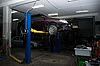 Photo 300 DPI: car under repair