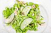 Shrimp salad | Stock Foto