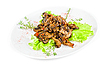 Roasted mushrooms assortment | Stock Foto