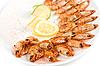 Photo 300 DPI: shrimps