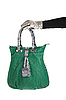 ID 3020917   Green women bag at hand   High resolution stock photo   CLIPARTO