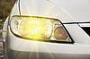 Car headlight | Stock Foto