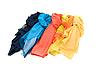 Farbe Kopftuhe | Stock Foto