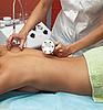 Photo 300 DPI: At massage