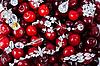 Jewels at cherries | Stock Foto
