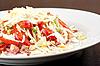 Meat salad | Stock Foto