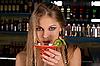 Photo 300 DPI: Clubbing girl