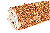 Photo 300 DPI: dessert roll with nuts