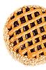 樱桃馅饼 | 免版税照片