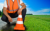 ID 3027317 | Road worker | High resolution stock photo | CLIPARTO