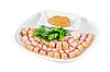 Sliced pork lard | Stock Foto