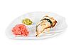 鳗鱼寿司 | 免版税照片