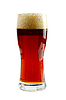 Glass of dark beer | Stock Foto