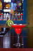 Red cocktail | Stock Foto