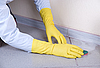 Photo 300 DPI: washing floor