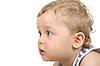 男婴 | 免版税照片