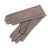 女皮手套   免版税照片