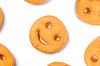 스마일로 감자 튀김 | Stock Foto