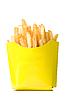 Deep-fried potatoes | Stock Foto