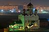 ID 3028646 | Orthodoxe Kirche in der Nacht | Foto mit hoher Auflösung | CLIPARTO