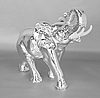 ID 3028651 | Silver jewelry elephant | High resolution stock photo | CLIPARTO