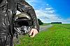 Photo 300 DPI: biker