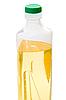 Bottle of sunflower oil  | Stock Foto