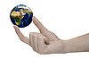 ID 3029515   Earth in hand   High resolution stock photo   CLIPARTO