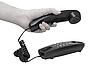 Photo 300 DPI: black telephone in hand