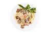 Seafood pasta | Stock Foto